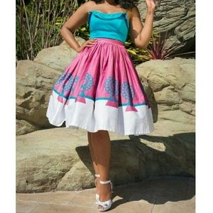 Pinup Couture Skirts - SALE!🍒 Pin up Girl Clothing petite Jenny skirt L